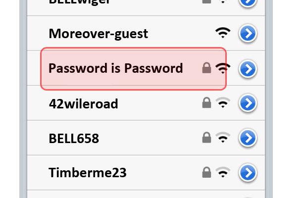 funny wifi
