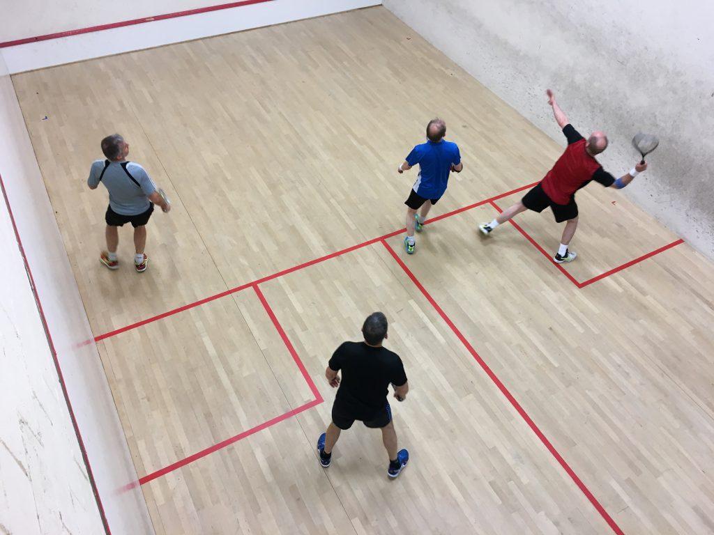Squash Racquetball