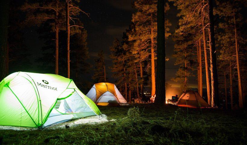 Travel Tents Huts