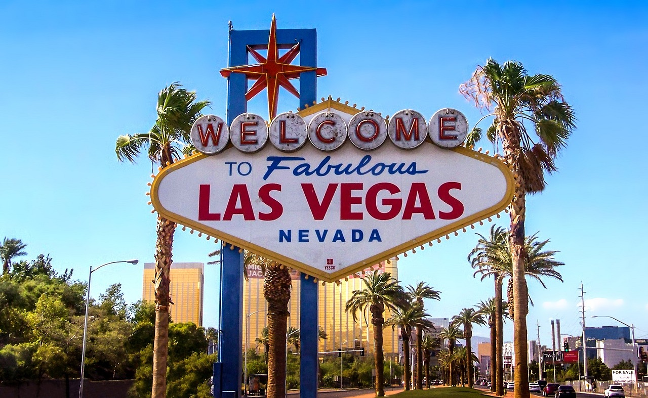 Las Vegas Sign Board