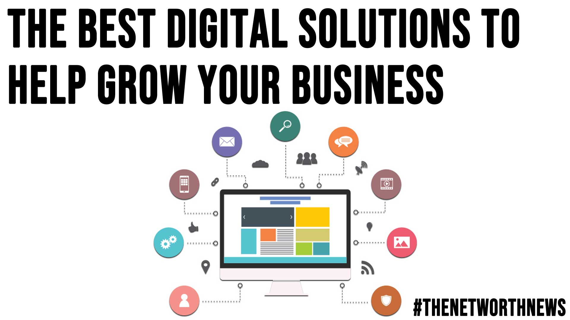 The Best Digital Solutions to Help Grow Your Business